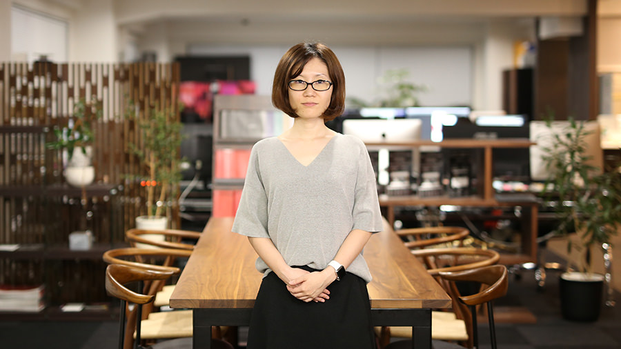 久田七菜子(株式会社アートリー)インタビュー