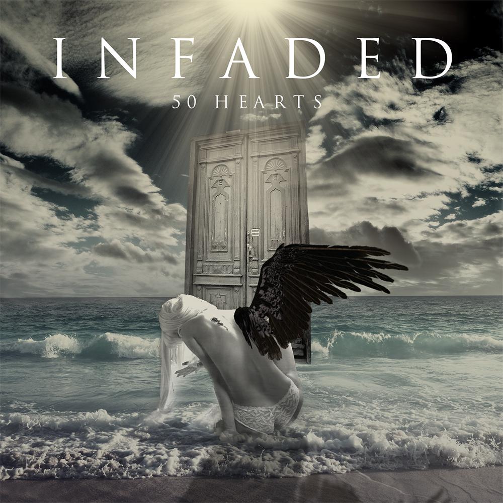 50HEARTS 1stシングル「Infaded」リリース
