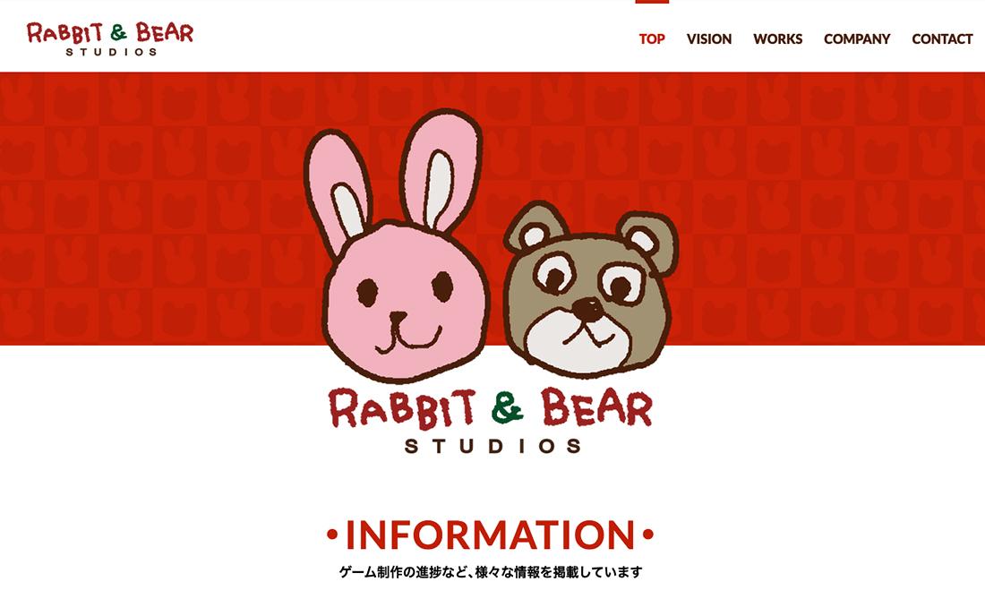RABBIT&BEAR STUDIOS